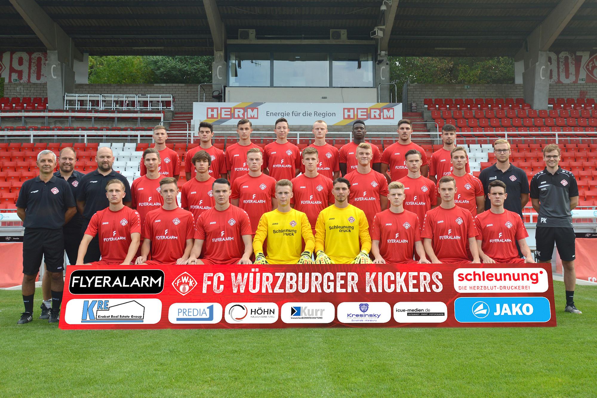 Spiel WГјrzburger Kickers